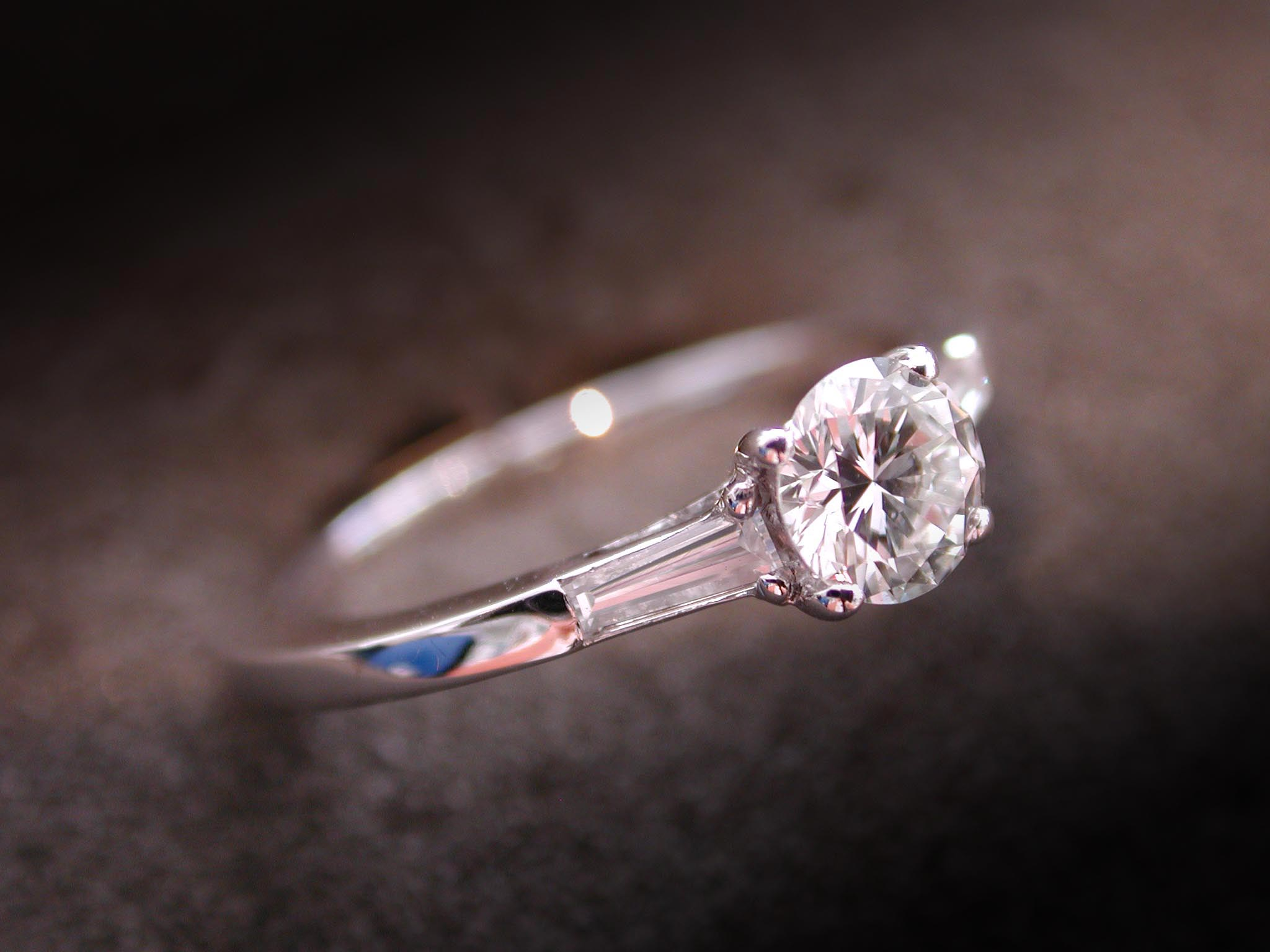 Der Klassiker - 0,5 ct Brillant